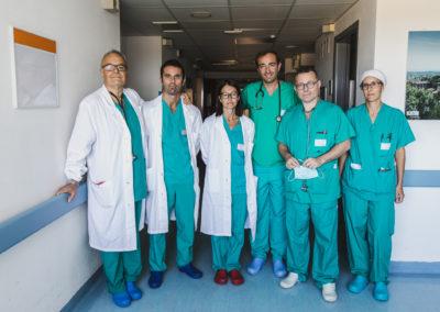UOC Patologie medico chirurgiche del cuore - Massa