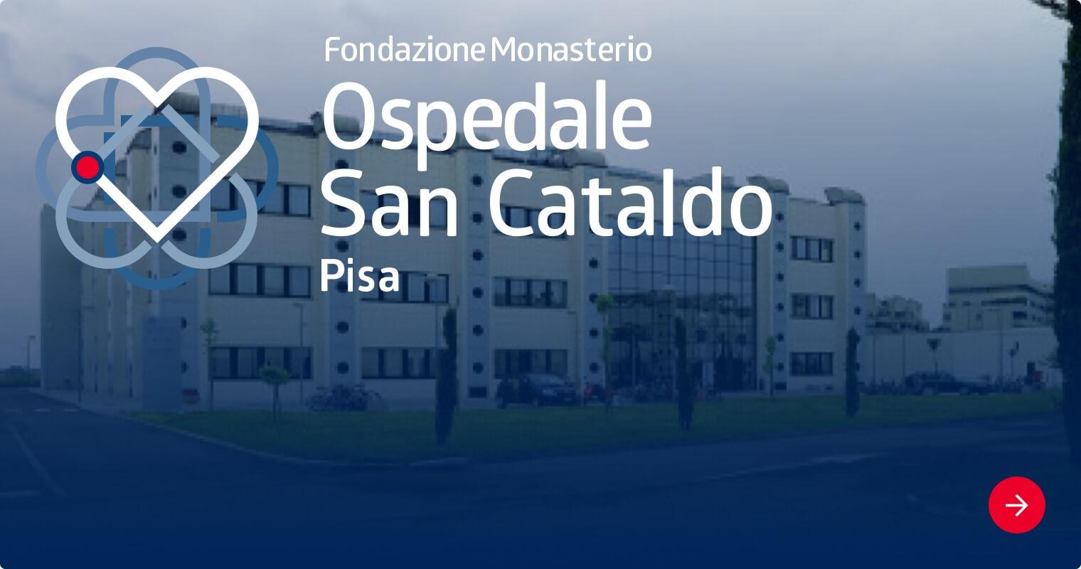 Fondazione Monasterio Ospedale San Cataldo, Pisa