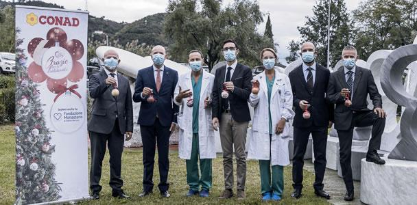"""Riparte """"Con tutto il cuore"""" – La campagna di CONAD per Fondazione Monasterio"""