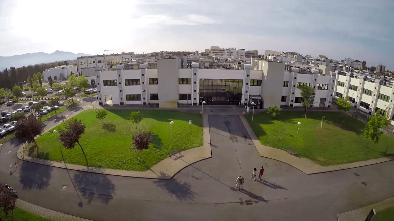 Ospedale San Cataldo, CNR Pisa
